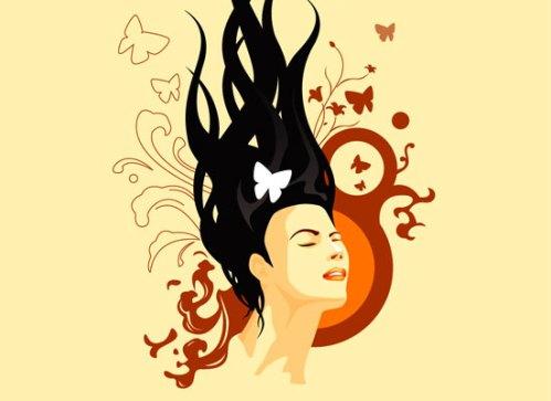 nature-woman