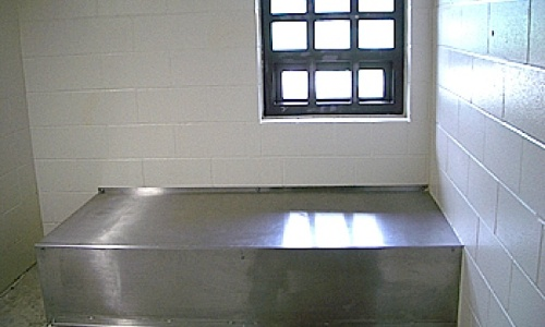 A Solitary Confiement Cell